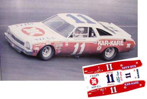 SCF3519 #11 Cale Yarborough 73 Chev