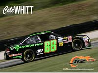 SCF1068 #88 Cole Whitt Voodoo Ride 2012 Nationwide Chevy