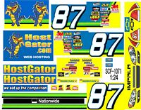 SCF1071 #87 Joe Nemechek HostGator Chevy