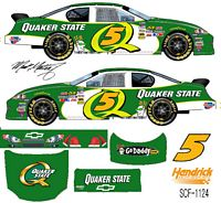 SCF1171 #5 Mark Martin Quaker State Chevy