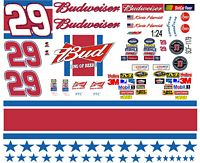 SCF1179 #29 Kevin Harvick 4th of July Special Budweiser