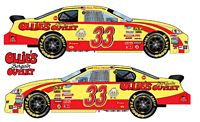 SCF1180 #33 Kevin Harvick Ollie's Bargain Outlet Nationwide Chevy