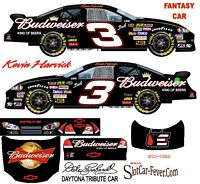 SCF1182 #3 Kevin Harvick Dale Earnhardt Tribute Car (Fantasy)