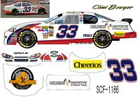 SCF1186 #33 Clint Bowyer Childress Institute Chevy