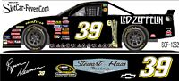 SCF1252 #39 Ryan Newman Led-Zepplin Chevy Fantasy Truck