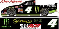 SCF1253 #4 Kevin Harvick Monster Energy Drink Chevy Fantasy Truck