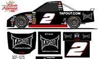 SCF1275 #2 Kevin Harvick TapOut Camping World Truck