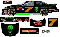 SCF1278 #7 Josh Wise Voodoo Ride Chevy