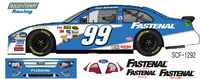 SCF1292 #99 Carl Edwards Fastenal 2012 Ford Fusion