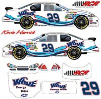 SCF1323 #29 Kevin Harvick Wave Energy Drink Chevy Fantasy Car