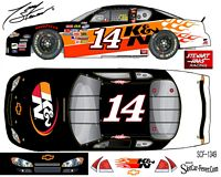 SCF1349 #14 Tony Stewart K&N Filters Chevy Fantasy Car