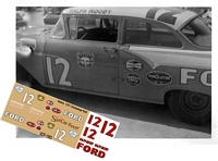 #91 Rich Bickle Popeeye Chicken Pontiac 1//32nd Scale Slot Car Decals