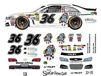SCF1702 #36 JJ Yaley 2013 The NASCAR Foundation Chevy