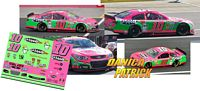 SCF1743 #10 Danica Patrick Breast Cancer Awareness Chevy