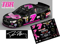 SCF1746 #7 Dave Blaney Breast Cancer Awareness 2013 Chevy