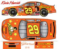 SCF1781 #29 Kevin Harvick Reese's Elvis Chevy