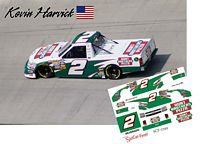 SCF1799 #2 Kevin Harvick Hunt Brother Pizza Silverado NASCAR Truck