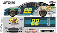 SCF1825 #22 Joey Logano Pennzoil Platinum 2014 Ford Fusion