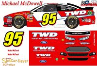 SCF1840 #95 Michael McDowell Leavine Family Racing 2014 Ford Fusion