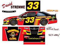 SCF1885 #33 David Stremme returned to Indy with Thunder Coal 2014 Camry