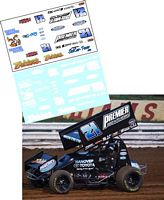1RC-003 #21 Brian Monteith Sprint Car