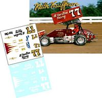 1RC-004 #77 Keith Kauffman Sprint Car