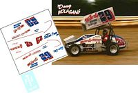 1RC-005 #29 Doug Wolfgang Sprint Car