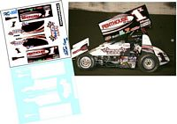 1RC-008 #1x Randy Hannagan Penthouse Sprint Car