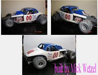 SCF_002 #00 Buzzie Reutimann modified coupe {UPDATED}