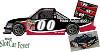 SCF2210 #00 Cole Custer Haas Automation Chevy truck