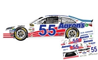 SCF2219 #55 David Ragan 2015 Camry Ken Ragan Throwback