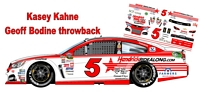 SCF2229 #5 Kasey Kahne Geoff Bodine Throwback Chevy