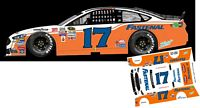 SCF2593 #17 Ricky Stenhouse Jr. Darlington 2016 throwback car