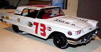 164-59_260 #73 Johnny Beauchamp '59 Ford Thunderbird kit