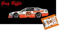 SCF2707 #16 Greg Biffle 2016 Darlington Throwback Scheme