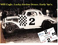 SCF2938 #2 Will Cagle Sportsman coupe