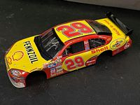 29PennzoilChevy #29 Kevin Harvick Pennzoil Chevy slot car body 1:32 scale