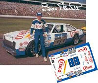 SCF3268 #88 Bill Elliott Busch Series Buick Apollo