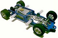 PRO_397  1:32 ProTrack Spider Rolling Chassis