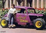 "BRG_777A Marty Robbins' ""DEVIL WOMAN"" '34 FORD Modified  (1:24)"