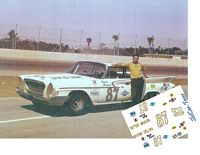 SCF_797 #87 Buck Baker 1961 Chrysler