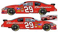 SCF_919 #29 Kevin Harvick 2011 Red Budweiser Chevy