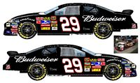 SCF_920 #29 Kevin Harvick 2011 Black Bud Chevy