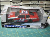 ACT-7438 #14 Tony Stewart 2008 Office Depot Chevy (1:24)