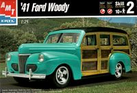 AMT_30052 1941 Ford Woody (1:25)