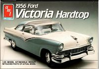 AMT_6547 1956 Ford Victoria Hardtop model kit (1:25) (OB)