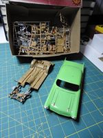AMT_6563 57 Chevy Bel Aire Hardtop (1:25)