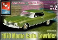 AMT_8271 1970 Monte Carlo Lowrider model kit (1:25) (OB)