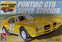 AMT_21464 Pontiac GTO Super Stocker 'Super Stocker' series
