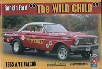 "AMT_21555P Rankin Ford ""The Wild Child"" '65 A/FX Falcon (1:25)"